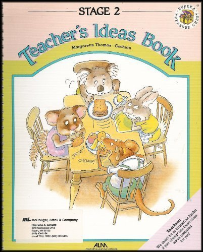 Teacher's Ideas Book: Stage 2 [Alternative Language Learning Materials] (Eureka Treasure Chest) Ages 7-8 (081236774X) by Margarette Thomas-Cochran