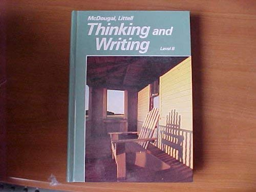 Thinking and Writing, Level B: Student Textbook