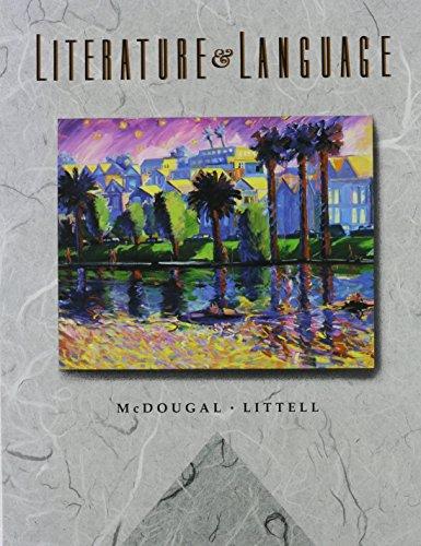 Literature and Language: Orange Level: Beatty, Jane N.