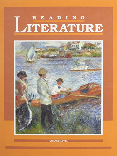 9780812371758: Reading Literature: Orange Level