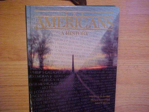 The Americans: A History: Winthrop D. Jordan,