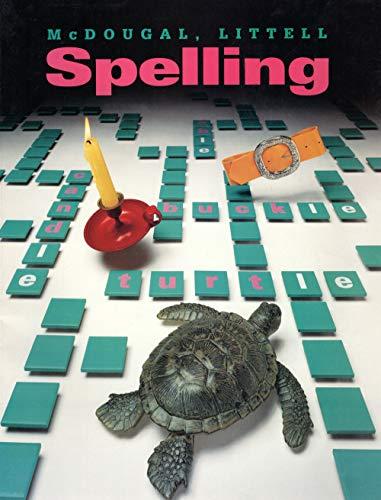 McDougal Littell Spelling: Grade 4: HOUGHTON MIFFLIN