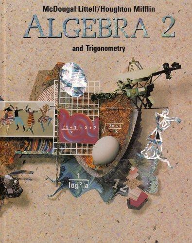 9780812388008: Algebra 2 and Trigonometry
