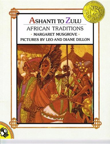 9780812401035: Ashanti to Zulu: African Traditions (Picture Puffin Books)