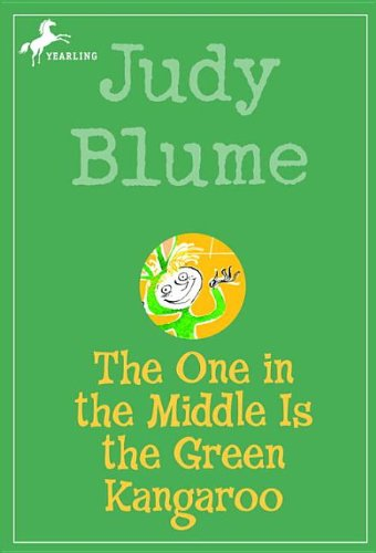The One in the Middle Is the: Judy Blume; Illustrator-Amy