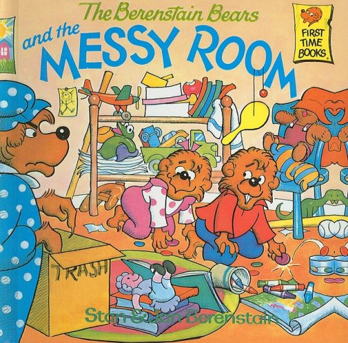 9780812404579: The Berenstain Bears and the Messy Room (Berenstain Bears First Time Books)