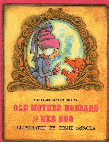 9780812404630: The Comic Adventures of Old Mother Hubbard and Her Dog