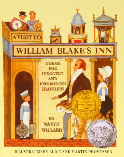 9780812404661: A Visit to William Blake's Inn: Poems for Innocent and Experienced Travelers (Voyager/HBJ Book)