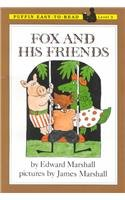 9780812404869: Fox and His Friends: Level 3 (Puffin Easy-To-Read)