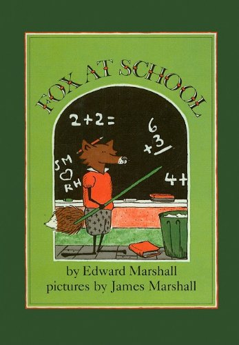 9780812404876: Fox at School (Easy-To-Read: Level 3 (Pb))