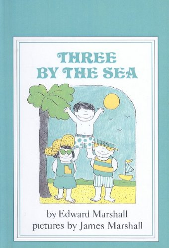 9780812404890: Three by the Sea (Puffin Easy-To-Read: Level 2 (Pb))