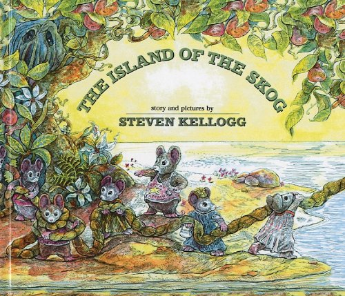 9780812404920: The Island of the Skog