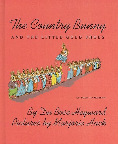 9780812405620: The Country Bunny and the Little Gold Shoes (Sandpiper Books)