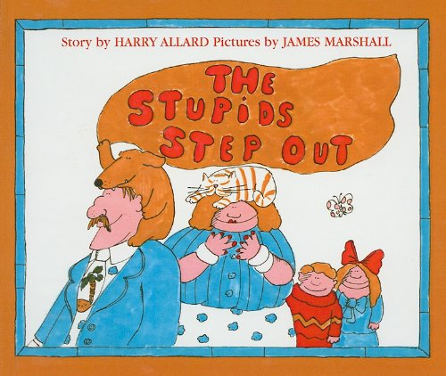 9780812405637: The Stupids Step Out