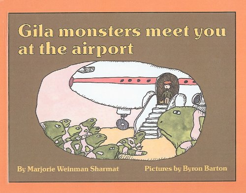 9780812405705: Gila Monsters Meet You at the Airport (Reading Rainbow Books (Pb))