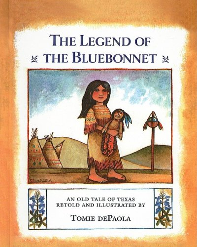 9780812405859: The Legend of the Bluebonnet: An Old Tale of Texas