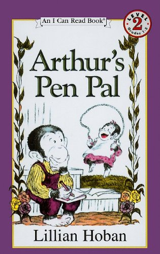 9780812406269: Arthur's Pen Pal (I Can Read Books: Level 2)