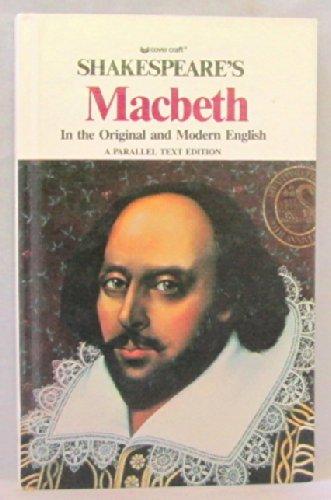 9780812406283: Shakespeare's Macbeth- Parallel Text