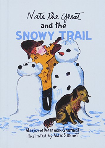 9780812407433: Nate the Great and the Snowy Trail (Nate the Great Detective Stories (Prebound))