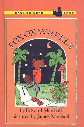 9780812410075: Fox on Wheels (Puffin Easy-To-Read: Level 3 (Prebound))
