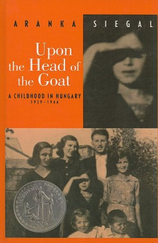 9780812410372: Upon the Head of the Goat: A Childhood in Hungary 1939-1944