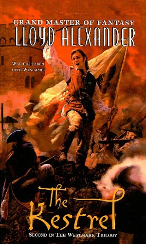 9780812412789: The Kestrel (Westmark Trilogy)