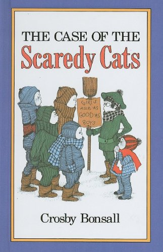 9780812413632: The Case of the Scaredy Cats (I Can Read Books: Level 2)