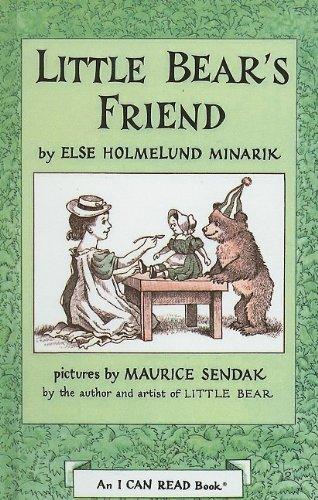 Little Bear's Friend (I Can Read Book): Minarik, Else Holmelund