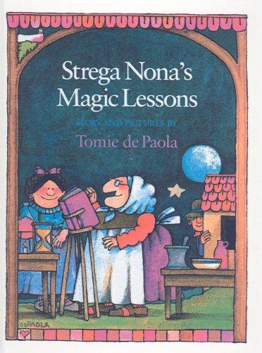 9780812413731: Strega Nona's Magic Lessons