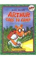 9780812413755: Arthur Goes to Camp (Arthur Adventures (Pb))