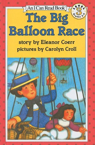 9780812414844: The Big Balloon Race (I Can Read Books: Level 3)