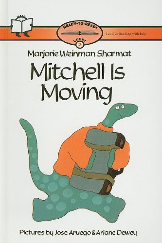 9780812414899: Mitchell Is Moving (Ready-To-Read: Level 2)