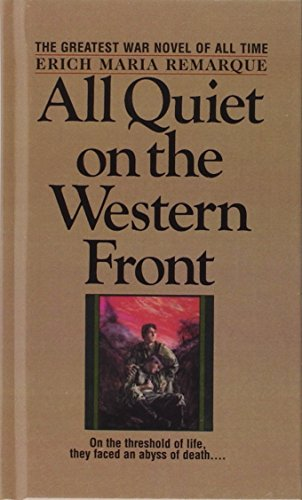 9780812415032: All Quiet on the Western Front