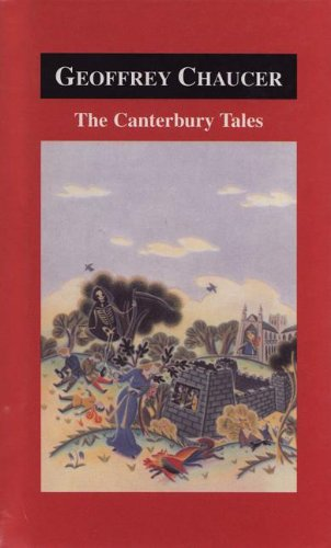The Canterbury Tales (Enriched Classics (Pb)): Geoffrey Chaucer; Illustrator-H.