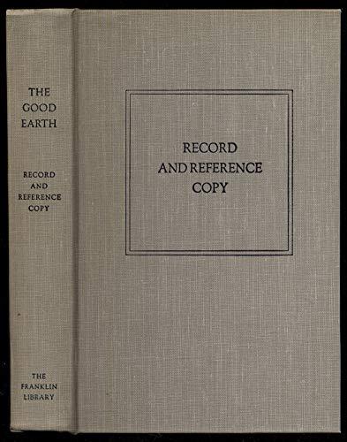 The Good Earth: Pearl S. Buck