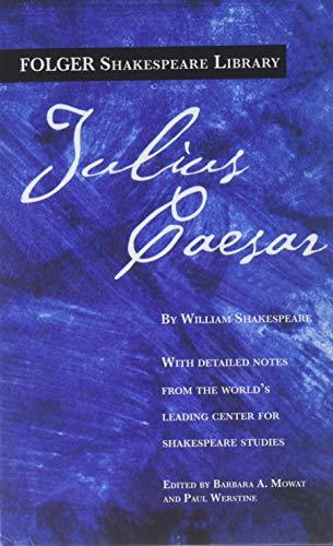 9780812415995: Julius Caesar (New Folger Library Shakespeare)