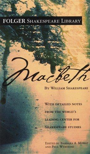 9780812416138: Macbeth (Folger Shakespeare Library)