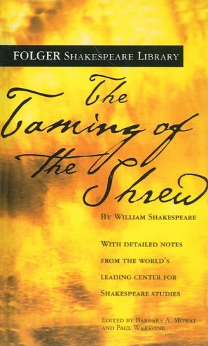 9780812416718: The Taming of the Shrew (Folger Shakespeare Library)