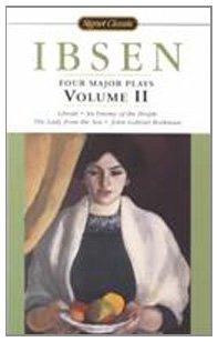 9780812418057: Four Major Plays, Volume 2 (Signet Classics)