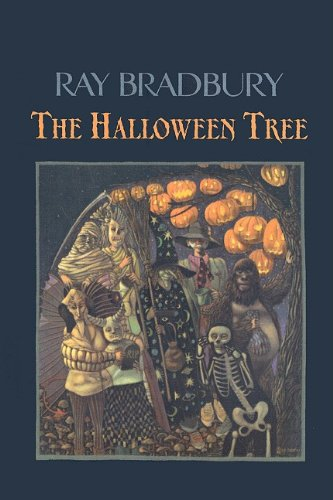The Halloween Tree by Ray Bradbury 1978 Hardcover