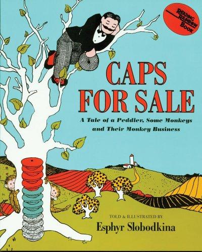 9780812422122: Caps for Sale (Reading Rainbow Books)