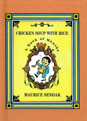 9780812422153: Chicken Soup with Rice: A Book of Months