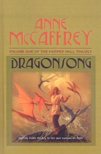 9780812422221: Dragonsong (Harper Hall Trilogy)