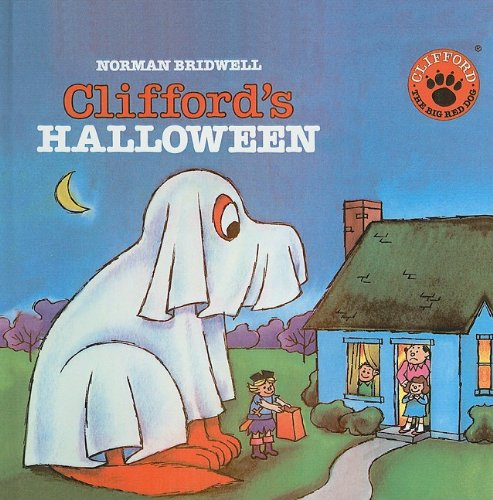 9780812423648: Clifford's Halloween (Clifford the Big Red Dog (Pb))