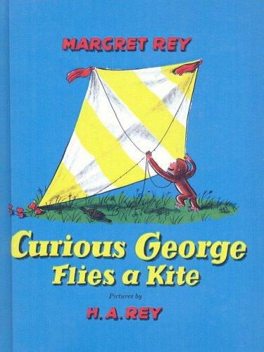 9780812423679: Curious George Flies a Kite