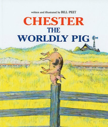 9780812423730: Chester the Worldly Pig