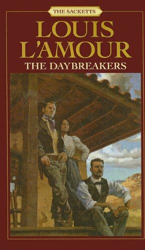 9780812425710: The Daybreakers (Sacketts (Unnumberd Pb))