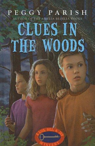 9780812426656: Clues in the Woods (Liza, Bill & Jed Mysteries (Pb))