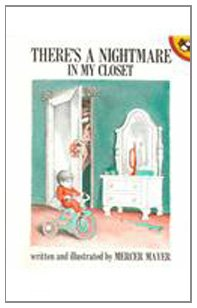 9780812426823: There's a Nightmare in My Closet (Pied Piper Book)