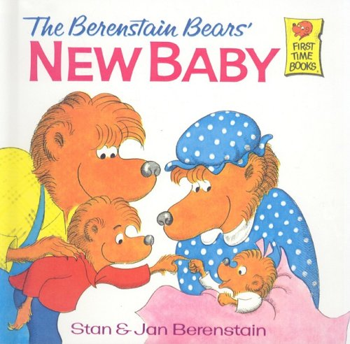 9780812427035: The Berenstain Bears' New Baby (Berenstain Bears (8x8))